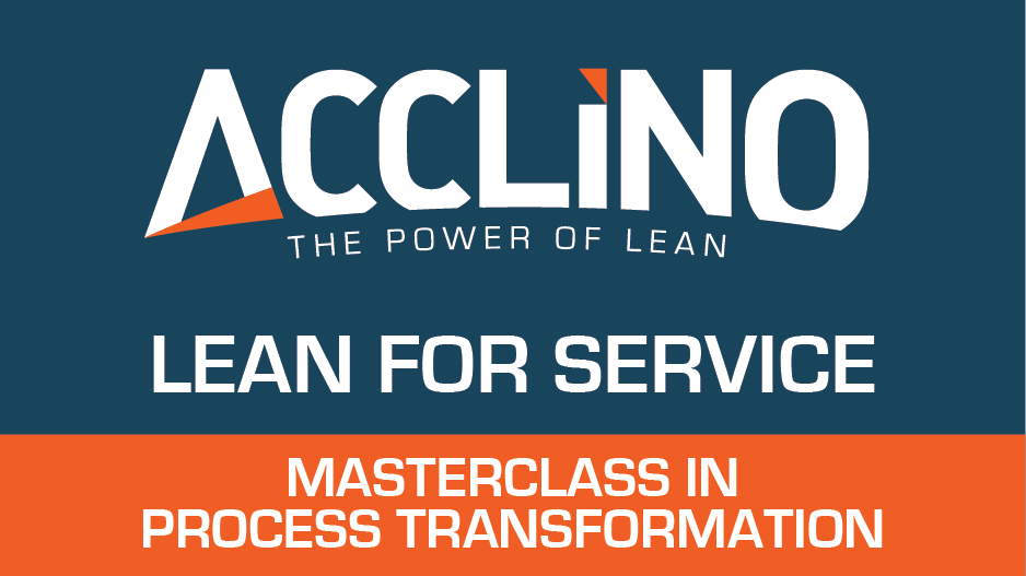 Lean for Services Masterclass