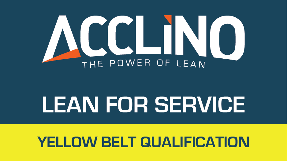 Lean for Services Yellow Belt